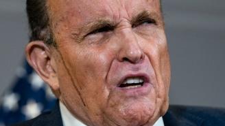 Drunk Rudy Giuliani Was Reportedly The Person Who Convinced Trump That Mike Pence Could Overturn The Election Results
