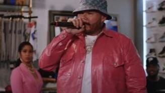 Fat Joe Praises Tina Turner And Terror Squad During His Tiny Desk Concert