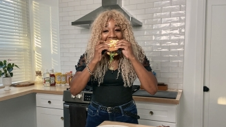 Cooking Battles Goes Live With Jasmin Leigh Picking The Best Burgers