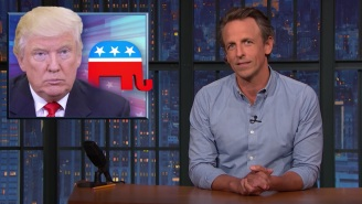 Seth Meyers Broke Down 'Italygate,' The GOP's Bizarre New Election Conspiracy Theory