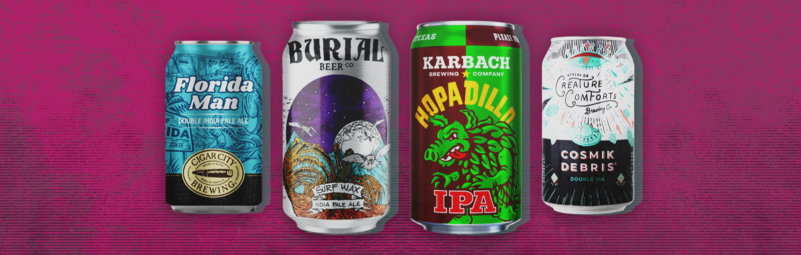 We're Shouting Out Flavorful-Yet-Balanced IPAs, Perfect For The Dog Days Of Summer