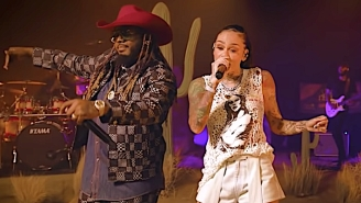T-Pain And Kehlani Deliver A Soaring Performance Of 'I Like Dat' On 'Jimmy Kimmel Live'