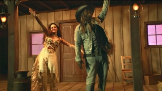 T-Pain And Kehlani Pull A Slick Scam In Their Western-Themed 'I Like Dat' Video