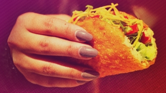 Taco Bell Has A New Crispy, Plant-Based Chalupa — Here's Our Review