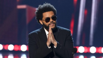 The Weeknd Wants To Make More Music With Kanye West