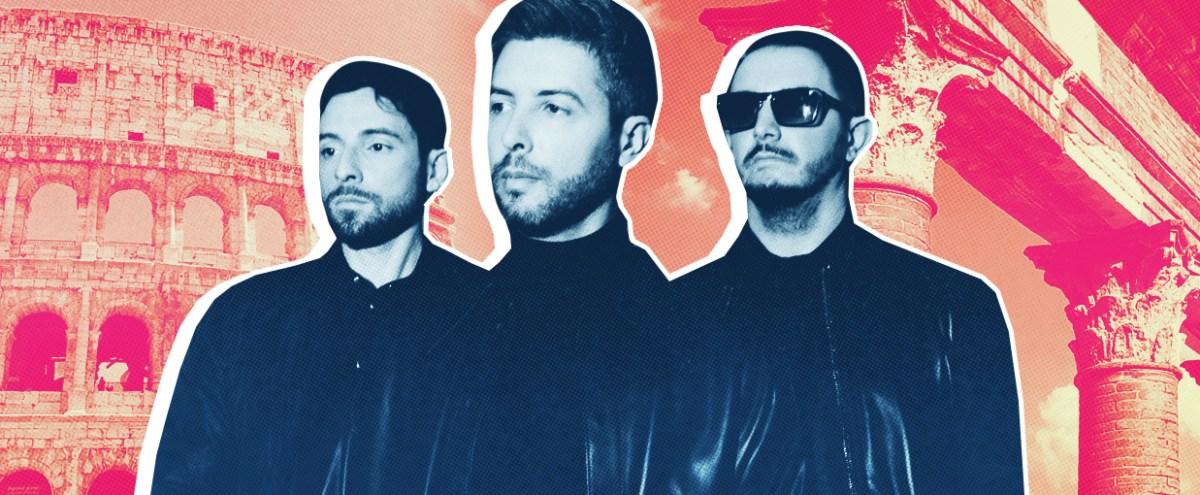 Grammy-Nominated Italian DJ Trio Meduza Shares A Travel Guide To Milan, Italy