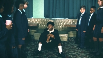The Kids In Tyler The Creator's Unhinged 'Corso' Video Really Don't Appreciate The Free Show He Gave Them
