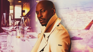 We Asked Tyrese Gibson To Explain His Infamous Backyard Hibachi And The $7,000 He Spent At Red Lobster