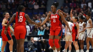 What Nneka Ogwumike's Olympic Snub Means For Team USA
