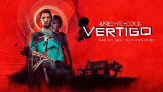 Alfred Hitchcock's Classic Film 'Vertigo' Is Being Made Into A Video Game