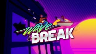 'Wave Break' Is The World's First 'Skateboating' Game, And It Looks Rad As Hell