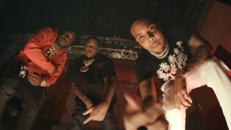 YG & Mozzy Remind You That Gang Life Is 'Dangerous' With G Herbo