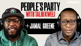 Talib Kweli & Jamal Greene Talk Free Speech, Rights Issues, Facebook Oversight