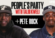 People's Party With Talib Kweli: Pete Rock