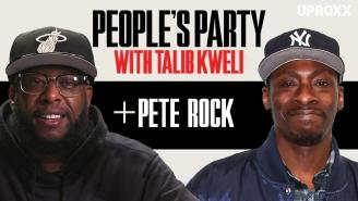Talib Kweli & Pete Rock Talk C.L. Smooth, 'Illmatic,' J Dilla, Heavy D, Biggie
