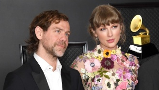 Taylor Swift Helps Aaron Dessner And Justin Vernon's Big Red Machine Make Its Debut Hot 100 Appearance