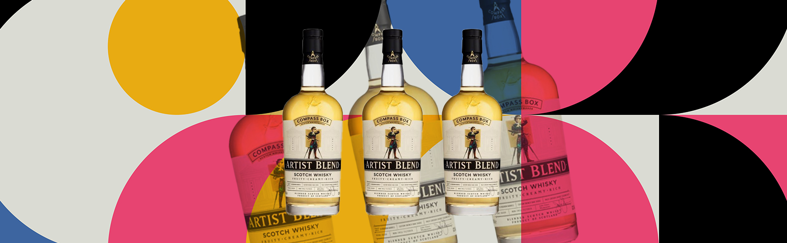 Compass Box Artist Blend Scotch Delivers A Pairing Of Great Flavor And High Value