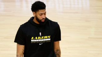 Report: Anthony Davis Will Not Play In Game 5 Of Lakers-Suns Due To His Groin Injury