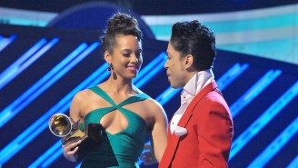 Prince Had One Demand Of Alicia Keys Before Letting Her Perform At Paisley Park
