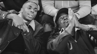 Allblack And Vince Staples Brush Off Every Setback In Their 'We Straight' Video