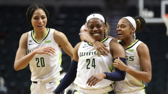 The 6 WNBA Buzzer-Beaters In 2021, Ranked