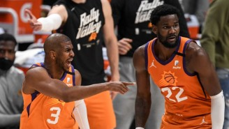 Deandre Ayton Explained Why Chris Paul 'Is The Best Thing To Ever Happen To My Career'