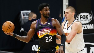 Deandre Ayton Expressed His Disappointment In How Extension Talks Are Going With The Suns