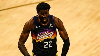 Deandre Ayton Has Learned How To Dominate In His Role With The Suns