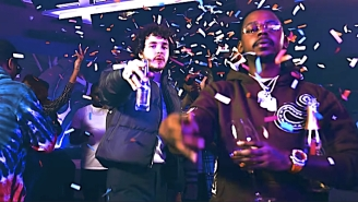 Jack Harlow Helps Detroit Upstart Babyface Ray Throw A 'Paperwork Party' In His New Video