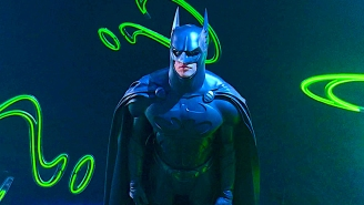 'Batman Forever' Star Val Kilmer Swoops In To Settle The Controversy About Batman's Sex Life