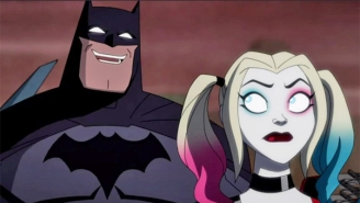The Thought Of Batman Not Being Allowed To Do Sex Things On 'Harley Quinn' Is Too Much For People To Handle