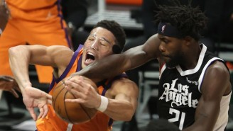 The Clippers Held Serve With A Comfortable Game 3 Home Win Over The Suns