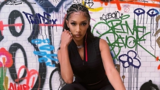 BIA Brings Her TikTok Hit 'Whole Lotta Money' To A Boisterous 'UPROXX Sessions' Performance