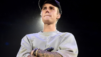 Watch Justin Bieber's High-Energy, Neon-Flecked 'Somebody' Performance At The Juno Awards