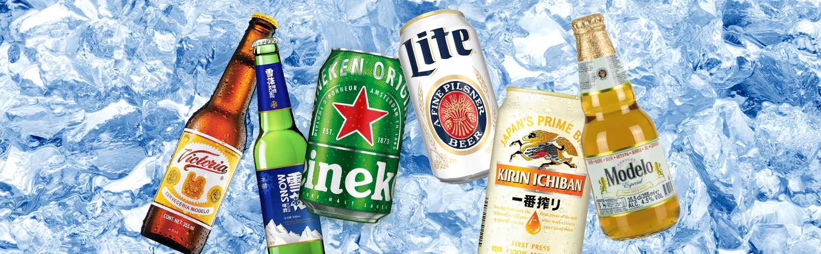 We Re-Tried The World's Biggest Beer Brands — Here Are Our Tasting Notes
