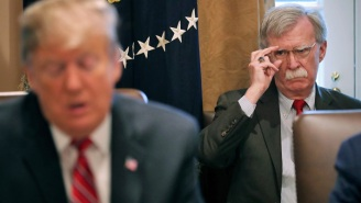 Donald Trump Expressed Hopes That COVID Would Kill John Bolton, According To A New Book