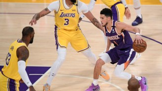 Devin Booker Lit Up The Lakers In Game 6 To Take Out The Defending Champs