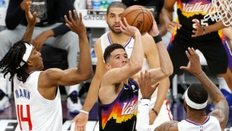Devin Booker Outdueled Paul George As The Suns Took Game 1 In Phoenix