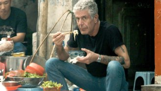 The 'Roadrunner: A Film About Anthony Bourdain' Trailer Explores The Life Of The Provocative Chef And Storyteller