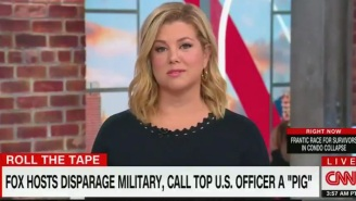 Brianna Keilar Unloads On Tucker Carlson For Attacking America's Top General And Denying That 'White Rage' Exists