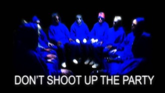 Brockhampton Buries A Group Member Alive In Their Unhinged Video For 'Don't Shoot Up The Party'