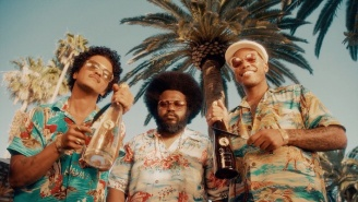 Bruno Mars And Anderson .Paak Have Finally Released Another New Song — A Jingle For Rum