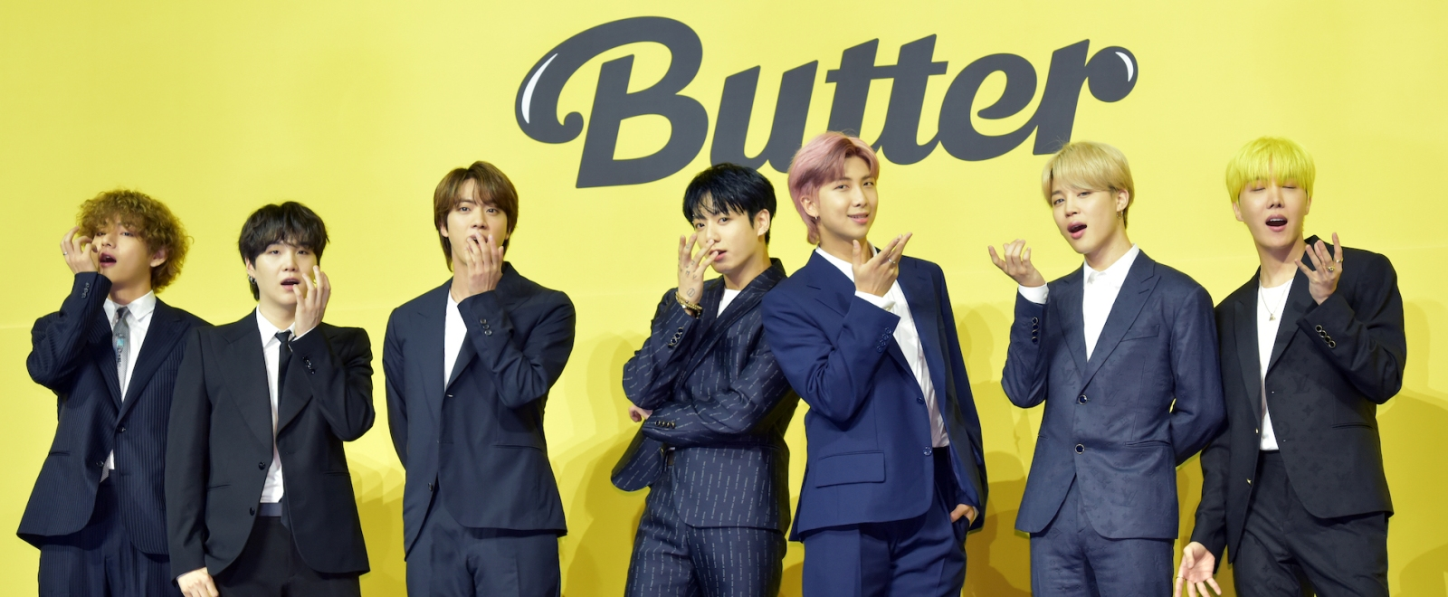 BTS' 'Butter' Is Now The Longest Running No. 20 Single Of The Year