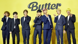BTS Once Again Replace Themselves Atop The Charts As 'Butter' Returns To No. 1 On The Hot 100