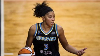 Candace Parker Is Expected To Return From Her Ankle Injury On Wednesday