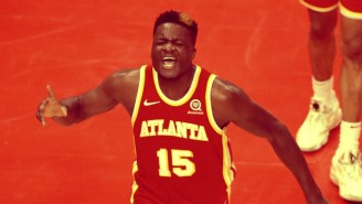 Clint Capela's Two-Way Brilliance Is Making Life Difficult For The Knicks