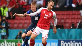 Denmark's Team Doctor Confirmed Christian Eriksen Suffered A Cardiac Arrest And Was Resuscitated
