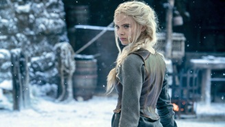 'The Witcher' Season 2 Teaser Offers A Brief Glimpse At Ciri's Ongoing Transformation