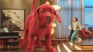 'Clifford The Big Red Dog' Has Been Pulled From The Theatrical Release Schedule Due To Delta Variant Concerns