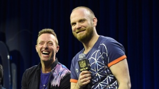 Coldplay's Will Champion Reflects On Getting Kicked Out Of The Band